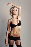 Underwear woman Stock Photos