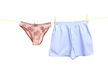 Underwears Stock Photo