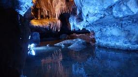 Underworld lake Stock Images