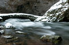 Underworld river Stock Photos