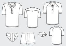Underwwear for man Stock Photos
