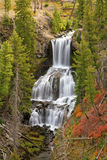 Undine Falls Royalty Free Stock Photos