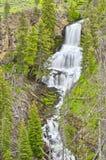 Undine Falls Stock Photo