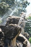 Undine Fountain Stock Images