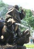 Undine Fountain Royalty Free Stock Photography