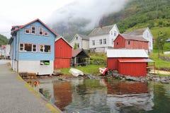 Undredal, Noruega Fotografía de archivo
