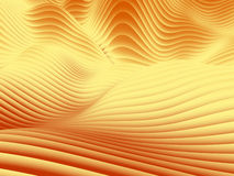 Undulating Wave Design Pattern. Dynamic background pattern of abstract overlapping undulating waves Stock Photo