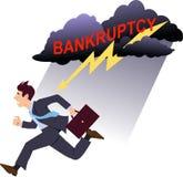 Undvika konkurs Arkivbild