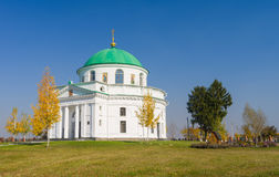 Une église antique en Ukraine Photos libres de droits