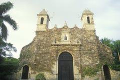Une église de mission à Miami la Floride Photo stock
