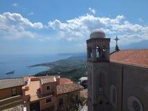 Une église de St Nicolo Images libres de droits