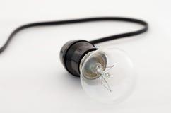 Une ampoule Photographie stock libre de droits