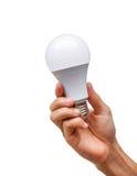 Une ampoule de LED images libres de droits