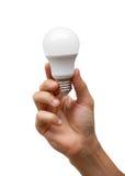 Une ampoule de LED photo stock
