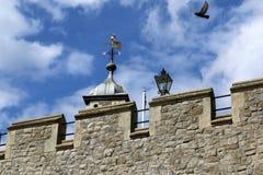 Une autre partie de la tour de Londres photographie stock libre de droits