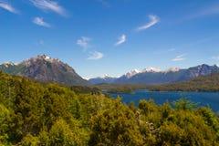 Une autre vue de Bariloche Photo stock