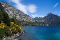 Une autre vue de Bariloche Photographie stock