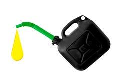 Une baisse simple d'essence précieuse?. Photo stock