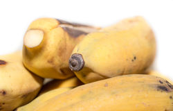 Une banane Images stock