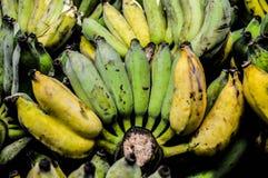 Une banane Photos libres de droits
