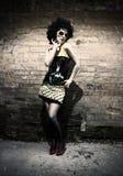 Une belle fille Images libres de droits