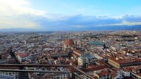 une belle vue de la ville d'Italie Photo stock
