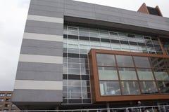 Une bibliothèque à Maastricht images stock