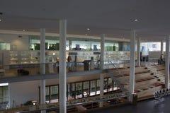 Une bibliothèque à Maastricht photographie stock