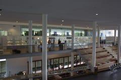 Une bibliothèque à Maastricht photos stock