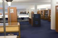 Une bibliothèque à Maastricht photographie stock libre de droits