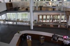 Une bibliothèque à Maastricht photos libres de droits