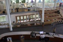 Une bibliothèque à Maastricht photo libre de droits