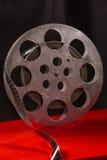Une bobine de film dans rétro photo libre de droits