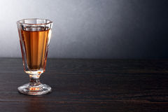 Une boisson Image stock