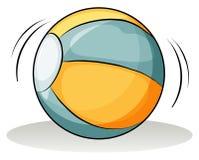 Une boule Image stock