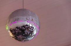 Une boule de disco Photographie stock libre de droits