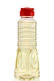 Une bouteille de Mirin Photo libre de droits