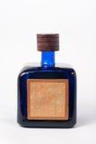 Une bouteille de tequila Photo libre de droits