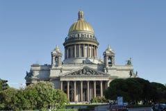 Une cathédrale en Russie Images stock