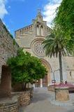 Une cathédrale romaine Photo stock