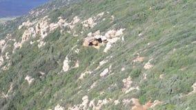 Une caverne Image stock