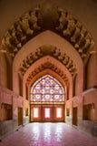 Une chambre dans l'Arg de Karimkhan image libre de droits