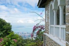 Une Chambre du ` s de vieille garde sur la colline de Penang, Malaisie Photos libres de droits
