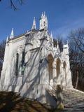 Une chapelle à Vienne photographie stock libre de droits