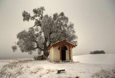 Une chapelle Images stock