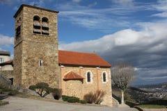 Une chapelle de pays Image libre de droits