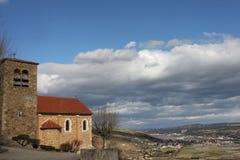 Une chapelle de pays Photos libres de droits
