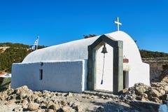 Une chapelle orthodoxe en pierre photos libres de droits