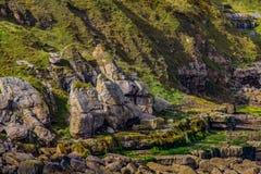 Une colline dans Snowdonia photo libre de droits