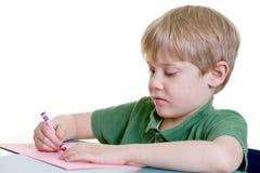 Une coloration d'enfant Image stock